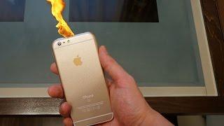 У МЕНЯ ЗАГОРЕЛСЯ IPHONE 6 ЗА 500 РУБ. ППЦ ! ЗАЖИГАТЕЛЬНЫЙ Айфон 6 из Китая !