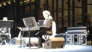 Philip Glass - Music in Twelve Parts, Part Two (Excerpt) Live