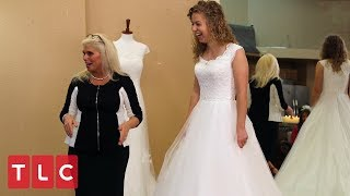 Abbie Goes Wedding Dress Shopping | Counting On