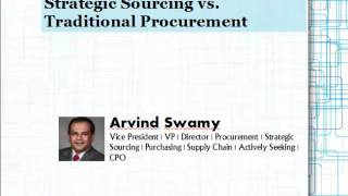 Strategic Sourcing vs. Traditional Procurement