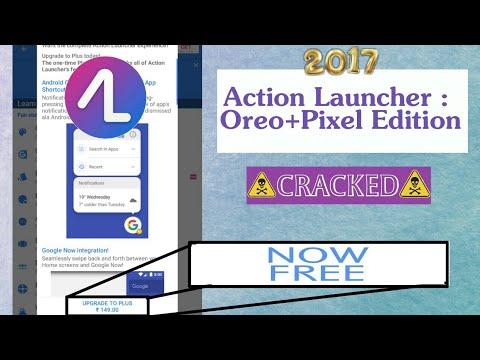 Action Launcher Pixel Edition Plus Apk