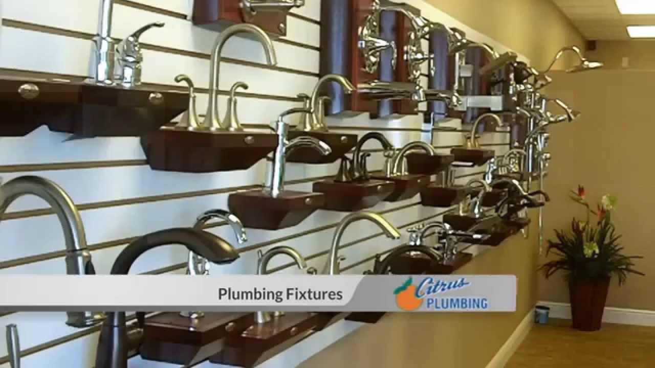 Kris Pike Explains Citrus Plumbing Fixtures Venice Fl