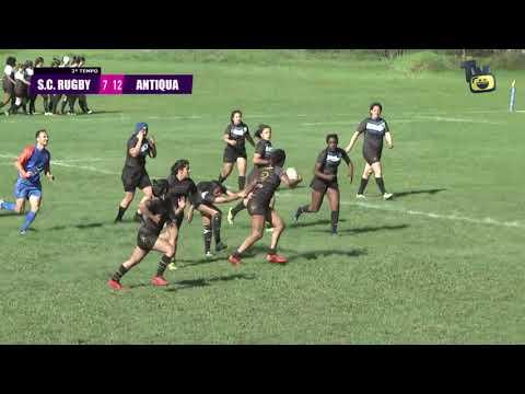 S. C. Rugby 12 X 17 Antiqua (Taça Prata) │ 3ª etapa Gaúcho de 7's Feminino 2017