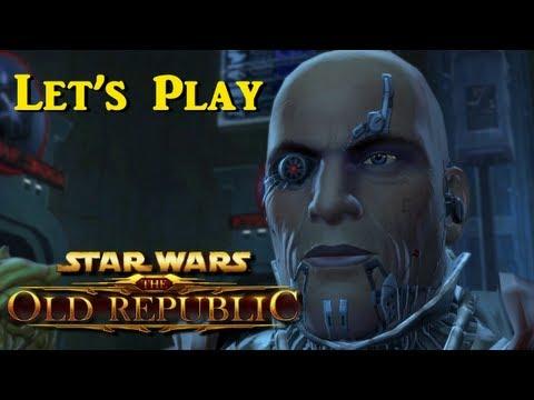 Let's Play Star Wars The Old Republic #12 - Dromund Kaas & Darth Skotia! (Sith|DE|HD)