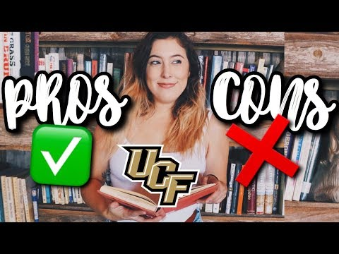 university of central florida: pros and cons | 2018