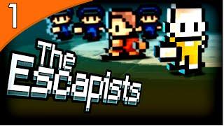 The Escapists - FUGIR DA PRISÃO NÃO É UMA OPÇÃO! #1 ( GAMEPLAY / PC / PTBR PORTUGUÊS ) HD