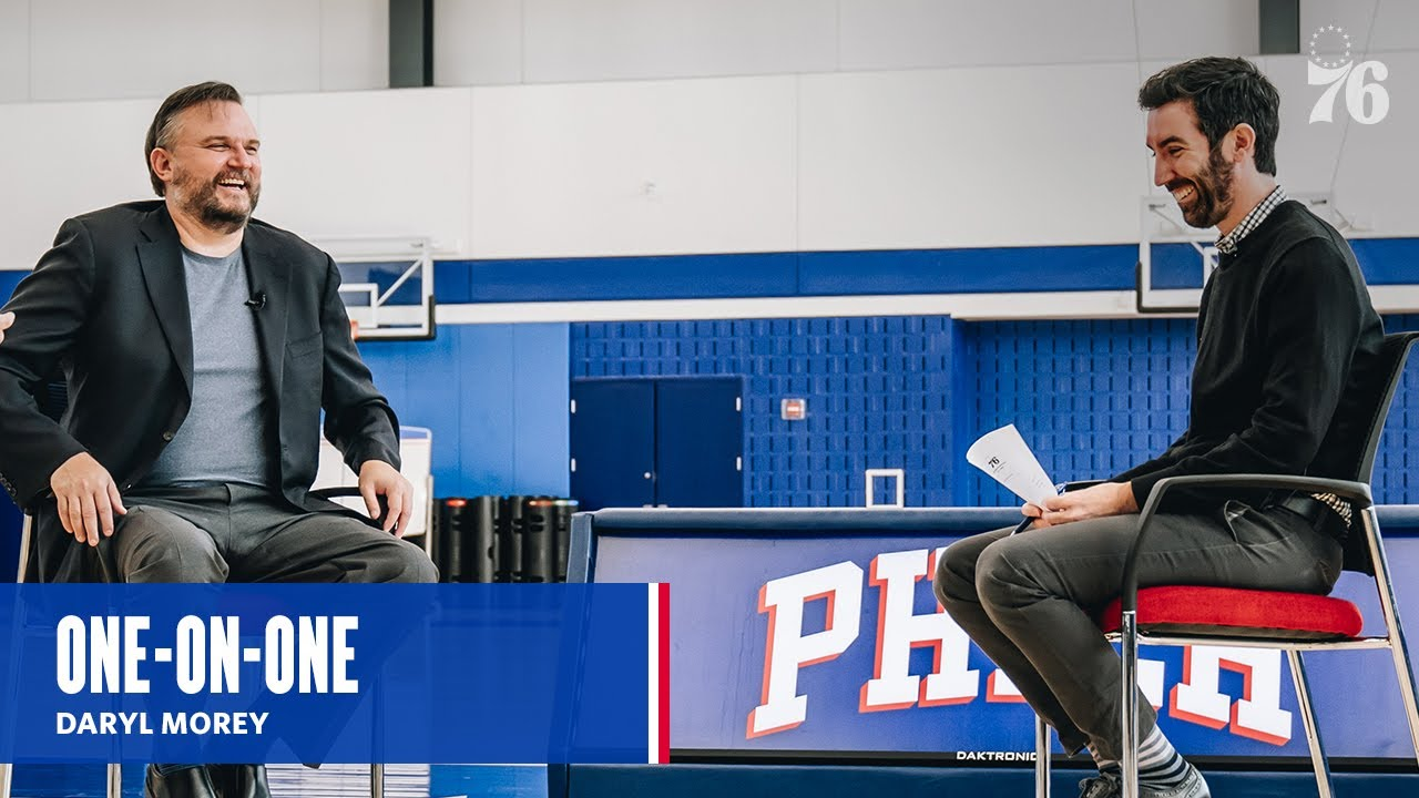 Daryl Morey: One-On-One Interview