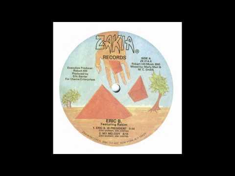 Eric B. & Rakim - My Melody (Original 12