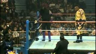 1995 12 17 Season's Beatings   Casket Match   Undertaker vs Mabel