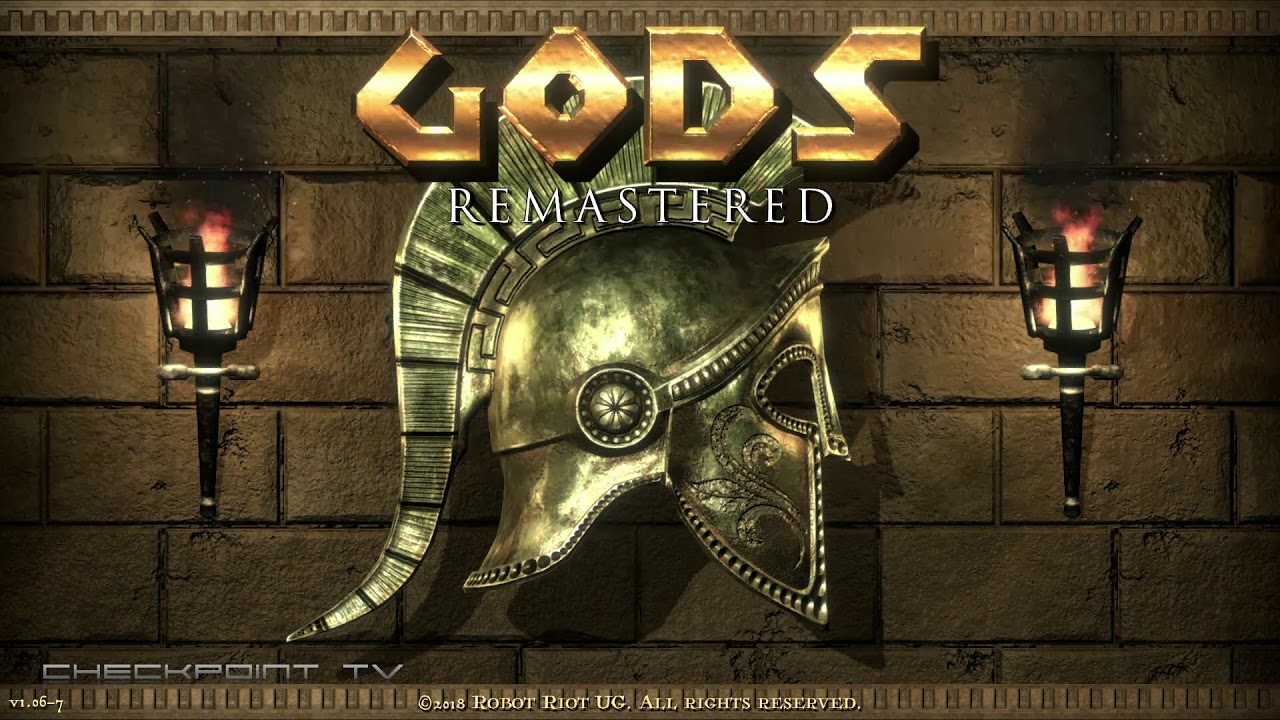 GODS Remastered Soundtrack - Main Song Heaven To Hades