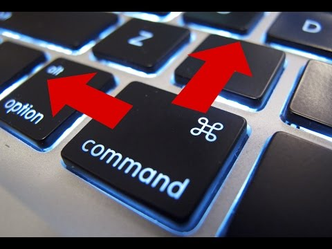 25 Basic Mac Keyboard Shortcuts