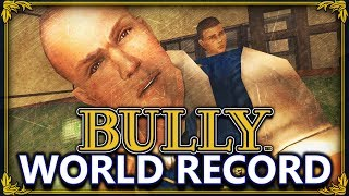BULLY SPEEDRUN! - WORLD RECORD (Real Time: 2h 37m 42s/In-Game Time: 2h 40m 19s)