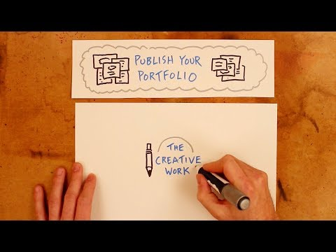 Publish Your Portfolio