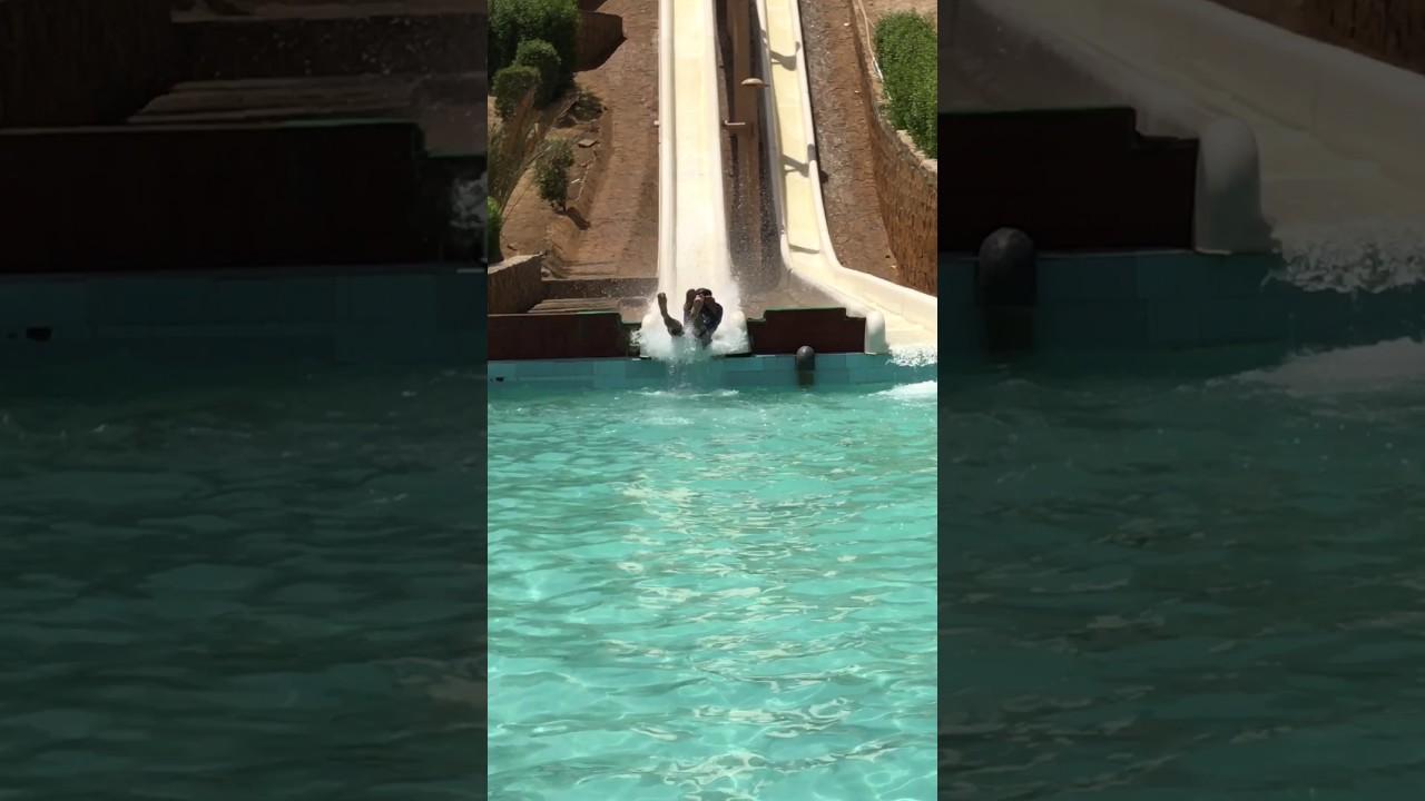 Slide Water Park Dream World Resort Karachi Youtube