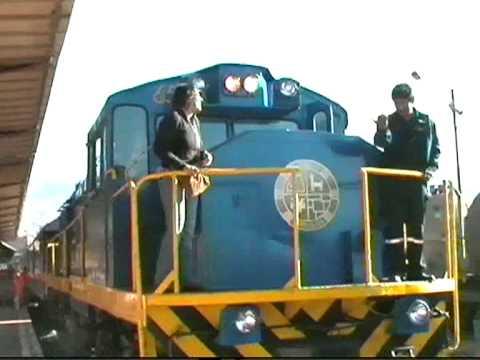 PERU Cusco to Puno with Peru Rail