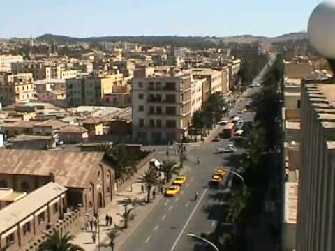 In the streets of Asmara, part 2