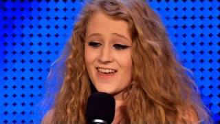 Janet's all set for sweet success - The X Factor 2011 Bootcamp (Full Version)