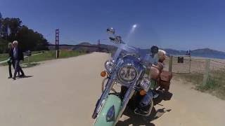 INDIAN Chief Vintage: Review in San Francisco!