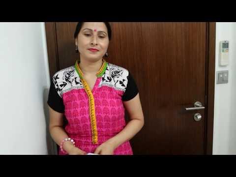 Husan pahadon ka kya kehna sung by Manju Bala