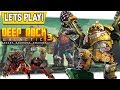 "DRILL TO PIERCE THE HEAVENS! ""Deep Rock Galactic"" Driller Gameplay Lets Play ep 3"