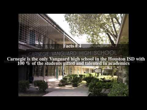 Carnegie Vanguard High School Top # 9 Facts