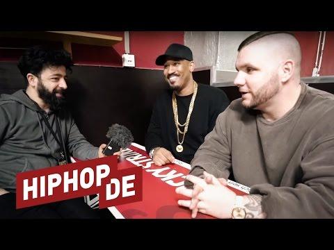 """Fler & Jalil: Szeneakzeptanz, Markenkritik, Labelarbeit, Tour, """"Epic"""", """"CCN"""" uvm (Interview) #waslos"""
