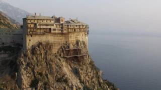 Mount Athos is a beautiful holy mountain, Greek tourism, cities in Greece;travel insurance