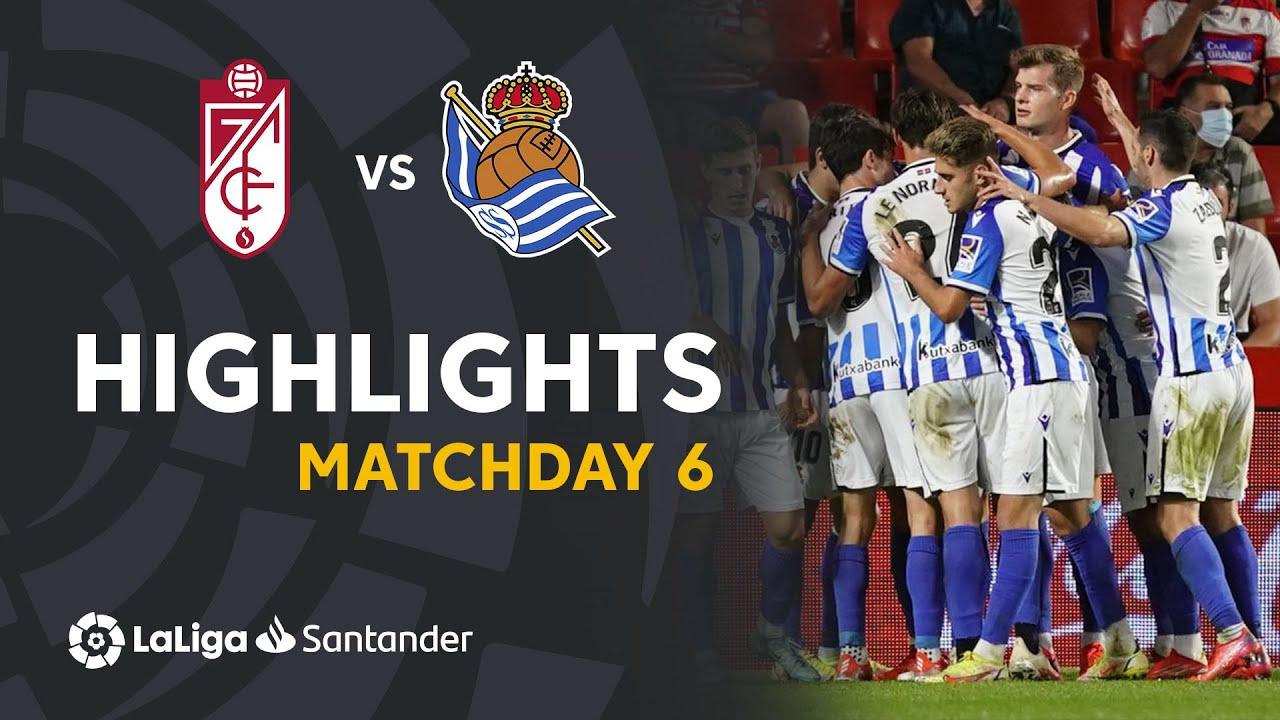 Download Resumen de Granada CF vs Real Sociedad (2-3)