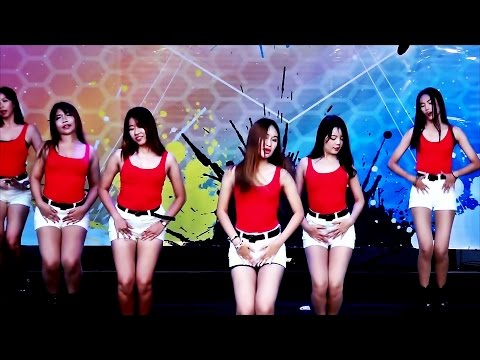 """""""PMT"""" cover """"Good Luck"""" (AOA) @ """"SQ1 Street Cover Dance 2016"""""""