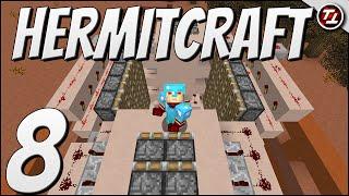 Minecraft :: Hermitcraft IV #8 - Automatic AFK Tree Farm!
