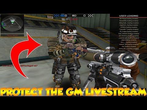 [RosmahGila@Blackshot] PROTECT THE GM LIVESTREAM [LiveStream] 🔴