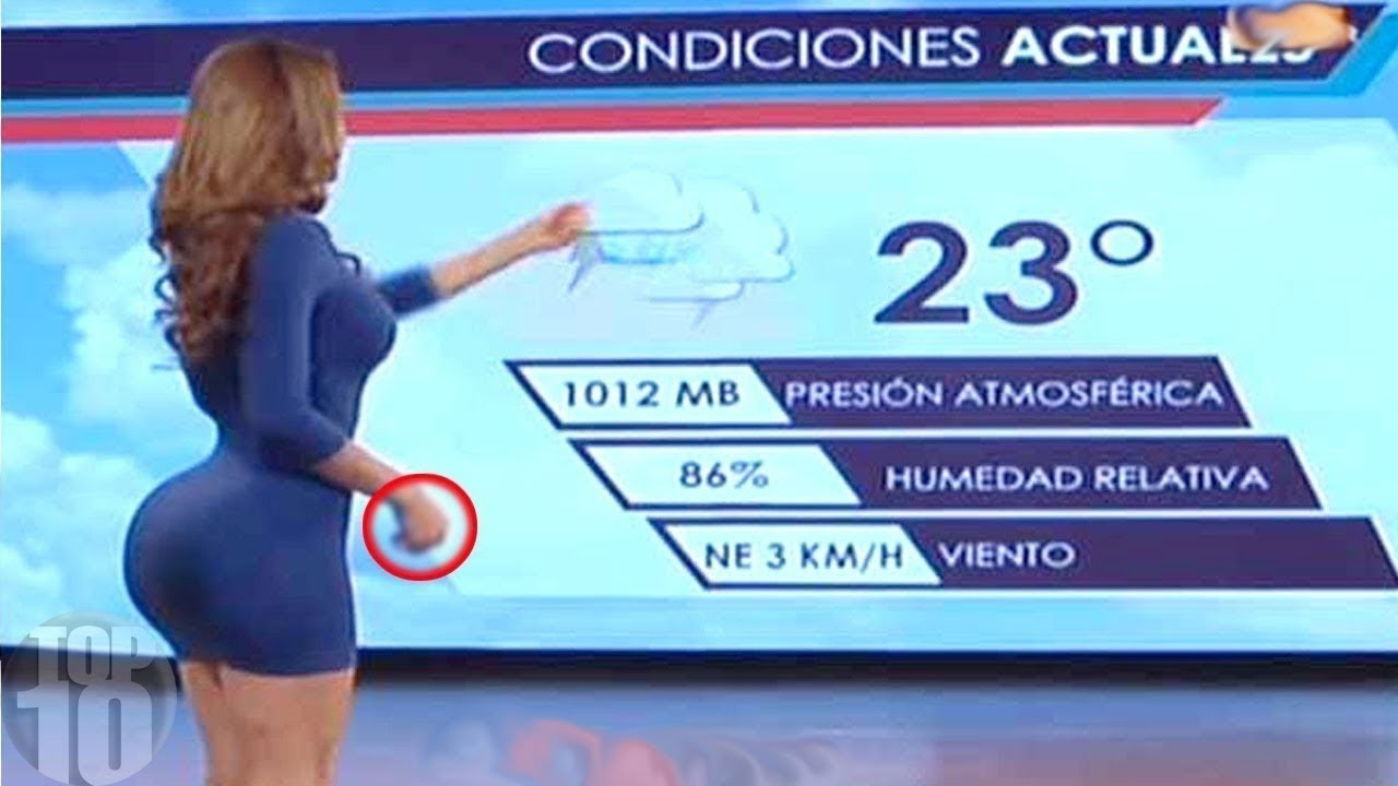 Hispanic Girl Wallpaper 4k 10 Moments On Live Tv You Won T Believe Happened