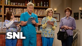Worst Vet Office Ever - SNL