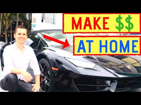 How To Make Money Online From Home (2019) BEST Ways Revealed!