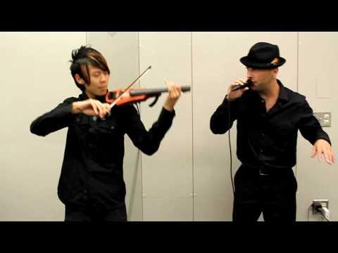Electric Violin and Beatbox: The Devil Canon