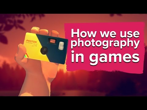 Picture perfect: how we use photography in games