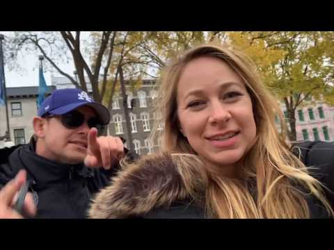 TOUR Of OLD QUEBEC - BEST THINGS TO SEE And EAT - Travel Vlog