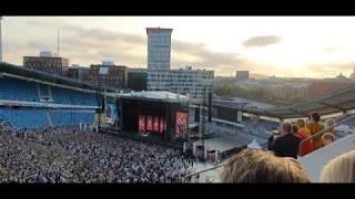 Chris kläfford (Imagine) live in Gothenburg.