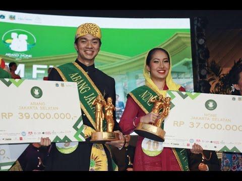 Grand Final Pemilihan Abang None Jakarta Selatan 2017