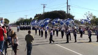Palm Desert MS - Symbol of Honor - 2013 Chino Band Review