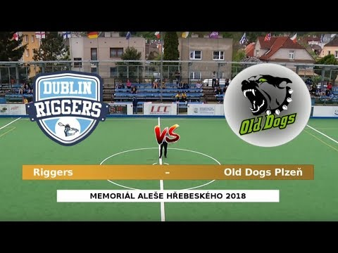 Dublin Riggers – Old Dogs Plzen | 2018 Aleš Hřebeský Memorial: Silver D