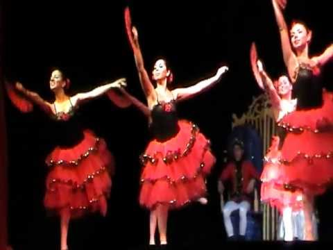 Academia de ballet en latex - 3 6