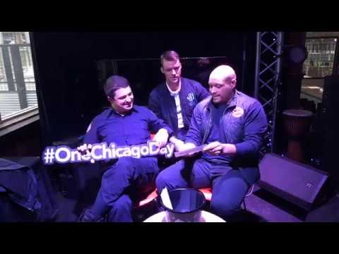 LIVE with Jesse Spencer, Joe Minoso, and Yuri Sardarov from One Chicago Day