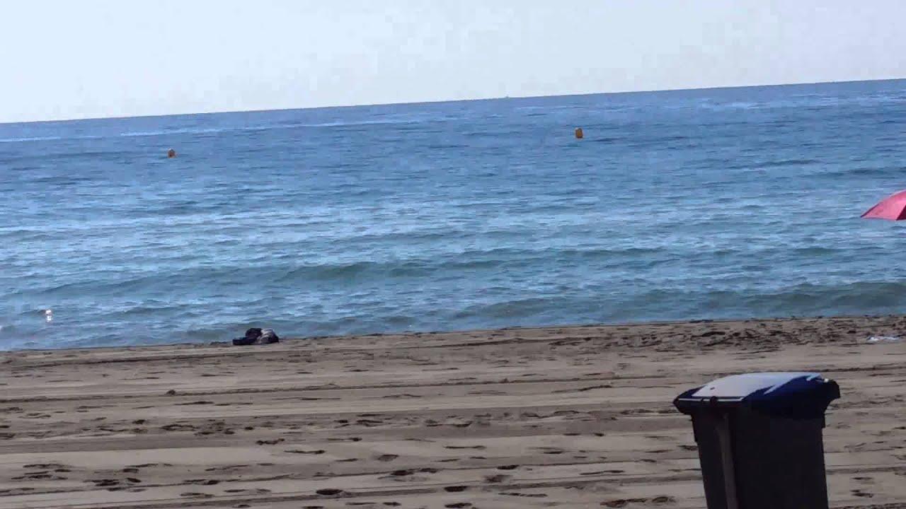 Video playa nudista