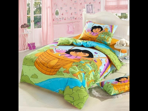 New 3D Cartoon Bedding Set of 2017