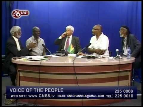 Voice of the People Guyana 8 April 2017