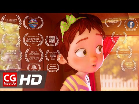 "**Award Winning** CGI Animated Short Film: ""Playing House"" by Onion Skin Studio 