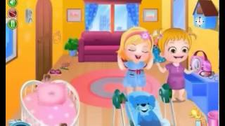Baby Hazel Video Game Sweet Video for Kids