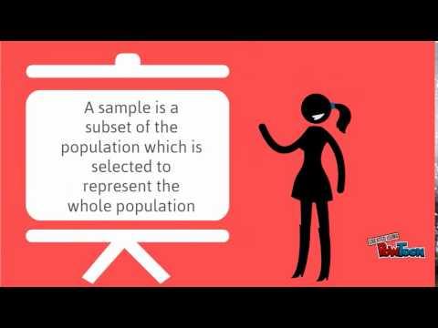 Census vs. Sample