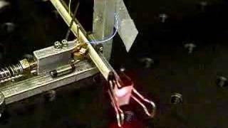 High-precision linear actuator-operation video 1